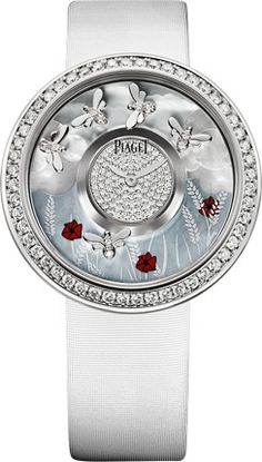 White gold Diamond Watch - Piaget Luxury Watch G0A36160