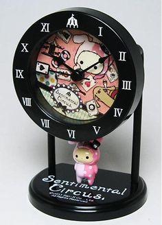 Sentimental Circus - Clock