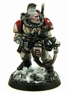 analisis space wolves - Buscar con Google