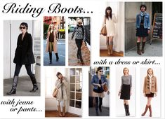 outfits with boots | ... outfit gwen stefani cream parka outfit skirt dress outfits l r white
