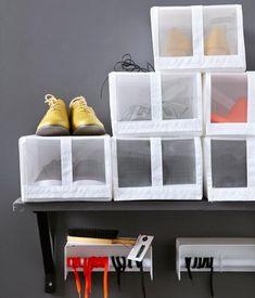 """""""Skubb"""" shoe box from Ikea – Image 14 – Amelia Shoe Box, Shoe Rack, Upcycle, Bench, Organization, Storage, Inspiration, Furniture, Shoes"""