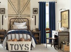 Inspired by an antique, this versatile collection has a nostalgic design reminiscent of many an American childhood.