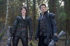 Hansel and Gretel - Jeremy Renner and Gemma Arterton