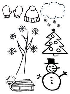 Rocni obdobi - vystrihni, spravne prirad a nalep Diy And Crafts, Crafts For Kids, Activity Sheets, Art Activities, Coloring Pages, Preschool, Calendar, Clip Art, Seasons