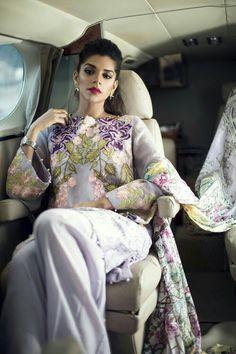 "allthingspakcelebs: "" ""Sanam Saeed for Saira Shakira. Pakistani Models, Pakistani Couture, Pakistani Actress, Saira Shakira, Pakistani Dresses Casual, Pakistan Fashion, Festival Outfits, Festival Clothing, Saree Blouse Designs"