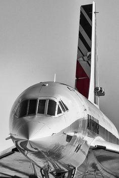 Air France Concorde F-BVFF