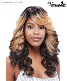 Vanessa Fifth Avenue Collection Futura Full Wig - SUPER LEE