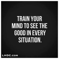 There's a silver lining in everything! God is good!    |    www.LHDC.com