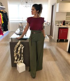 Classy Work Outfits, Office Outfits Women, Business Casual Outfits, Cute Casual Outfits, Mode Outfits, Chic Outfits, Fashion Outfits, Work Fashion, Fashion Looks