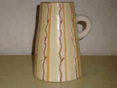 RAS vase. År/year 1940-50s. #RAS #vase #keramik #ceramics #pottery #danishdesign #nordicdesign #klitgaarden. SOLGT/SOLD from www.klitgaarden.net.