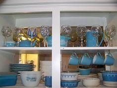 Scarborough Seashells: Beautiful Butterprint Pyrex!