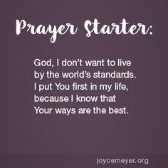 Daily Devo: Choose Gods Standards Not the Worlds Prayer Scriptures, Faith Prayer, Faith In God, Bible Verses, Bible Art, Christian Prayers, Christian Quotes, Faith Quotes, Bible Quotes