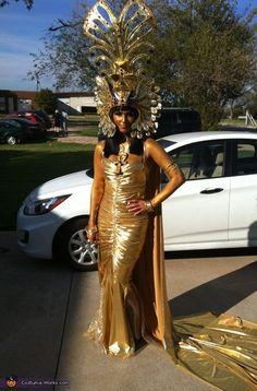 Cleopatra - 2012 Halloween Costume Contest