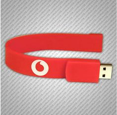 Vodaphone Wristband USB