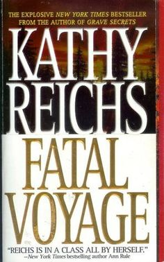 Read Fatal Voyage (Temperance Brennan, #4) Online Book PDF