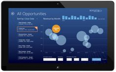 Sonoma's EZ Opp Gives Sales Reps New Reason to Update Dynamics CRM Opportunities Microsoft Dynamics, Windows 8, Infographics, Opportunity, Things To Come, App, Info Graphics, Infographic, Apps