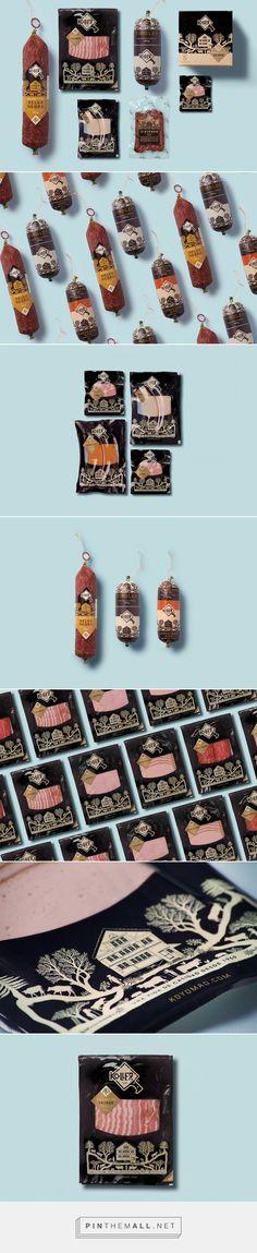 Koller on Behance via Siegenthaler & Co curated by Packaging Diva PD. A…
