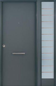 Puertas y vallas residenciales acabados puertas y for Imagenes de puertas metalicas