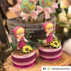 Masha And The Bear, Fashion Cakes, Cakes For Boys, Minnie, Centerpieces, Birthday Parties, Girly, Marsha And The Bear, Birthday Table