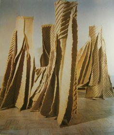 #Jagoda #Buic #Fiber art / Sculptor / textile art / #Croatian artist