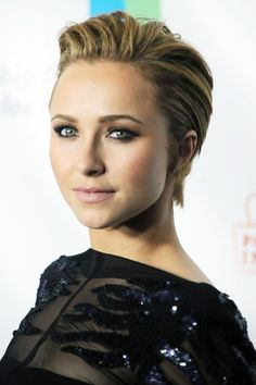 Short Hairstyles 2013 - Pixie Hair & Celebrity Styles (Glamour.com UK)