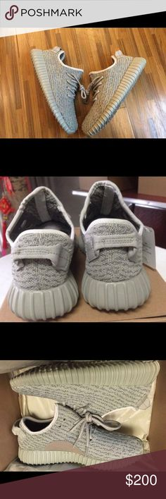 Moonrock Yeezy 350 Worn only once. Received as a gift, cannot verify authenticity. Yeezy Shoes