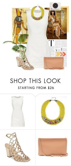 """""""Angieberrys"""" by sierraday ❤ liked on Polyvore featuring T By Alexander Wang, Vince Camuto and Christian Louboutin"""