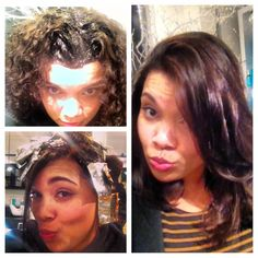 Check out the latest look we did with Antoinette from Around the way curls @atwcurls Cut, Color and Style! Love it!