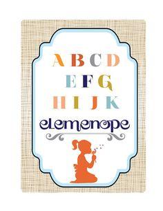 alphabet humor for girls
