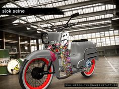 Ein cooles Programm für alle Simson-Fans gibt es unter www.moped-tuningwerkstatt.de zu kaufen. In der Galerie sind viele schon erstellte Modelle zu bewundern. Sieht echt cool aus! Klasse gemacht!