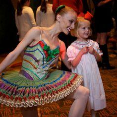 Land of Enchantment Nutcracker Tea | Carolina Ballet