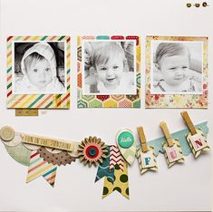 The Pier: Hello Fun by Katie Ehmann for Crate Paper