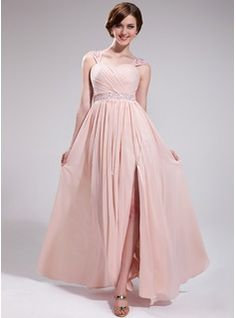 Prom Dresses - $144.99 - A-Line/Princess Sweetheart Floor-Length Chiffon Prom Dress With Ruffle Beading Appliques Lace Sequins Split Front  http://www.dressfirst.com/A-Line-Princess-Sweetheart-Floor-Length-Chiffon-Prom-Dress-With-Ruffle-Beading-Appliques-Lace-Sequins-Split-Front-018025280-g25280