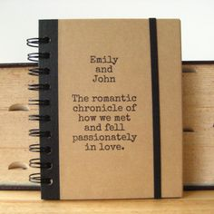 Christmas Gifts for Him That Dont Suck: Document your love story and give him a gift from the heart that he'll love forever