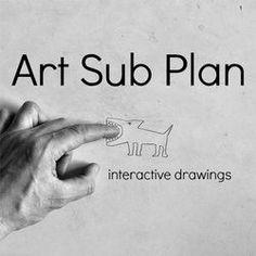 Cool drawings: Successful Sub Plan!