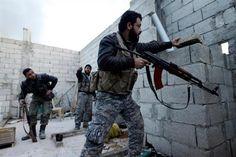Los crímenes de guerra en espiral en Siria, advierte la ONU
