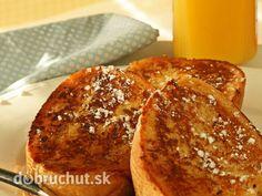 Pomarančový francúzsky toast