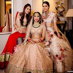 #ShraddhaKapoor @shraddhakapoor in a #Sabyasachi #Lehenga #HeritageBridal #HeritageWeddings #RealBride @eshankawahi #Dubai @bridesofsabyasachi #HandCraftedInIndia #RealBridesWorldwide #IncredibleIndianWeddings #DestinationWeddings #TheWorldOfSabyasachi @imprintstudio @bridesofsabyasachi
