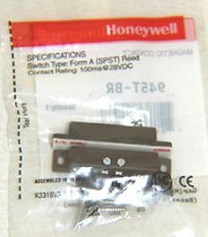 Honeywell Ademco 945T-BR Mini Surface Mount Contact with Terminals (Brown) by Honeywell. $7.49. Surface mount brown contact
