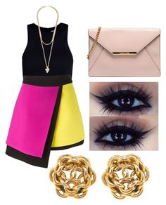 Vidcon!! by shainakhobiar on Polyvore featuring polyvore, fashion, style, T By Alexander Wang, FAUSTO PUGLISI and Givenchy