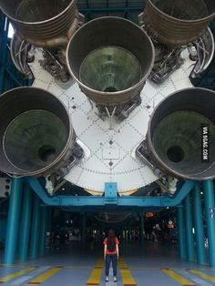 Saturn V – The rocket that sent us to the Moon