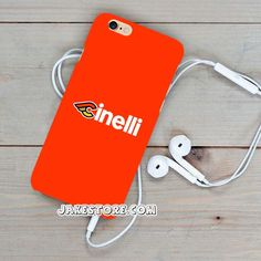 Cinelli Red Solid iPhone Case 4 4s 5 5s 5c 6 6s Plus Hard Case Cover