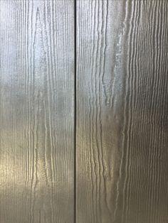 Steel on wood, Walls4Naples