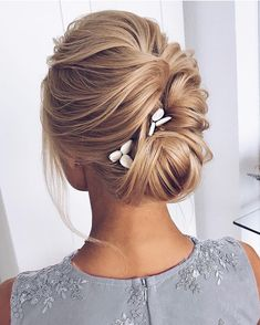 Beautiful Wedding Updo Hairstyle Ideas 50