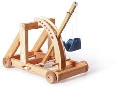 a Wooden Toys, Car, Catapult, Toy, Wooden Toy Plans, Wood Toys, Automobile, Woodworking Toys, Cars