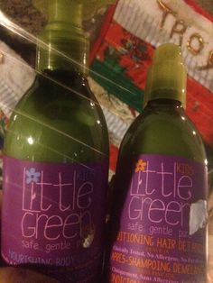 Green Baby Products that are gentle!