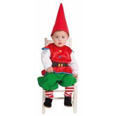 Disfraz Gnomo Bebe ( 0 a 12 meses )
