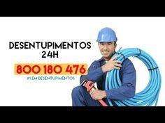 Desentupimentos Telheiras | Serviço 24h: 800 180 476