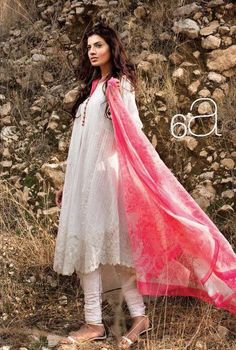 Sana Safinaz Summer 2013 Collection