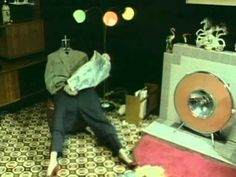 Herbie Hancock - Rockit, 1984.  Still one of the strangest videos I've ever seen.